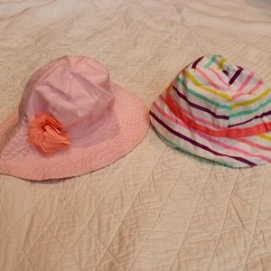 Summer Sun Hat bundle, 2T-4T